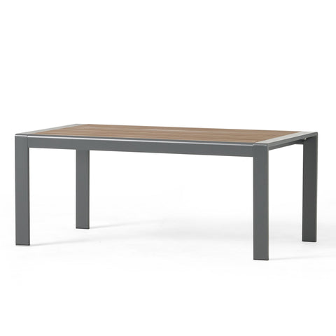 Outdoor Aluminum Coffee Table - NH957313