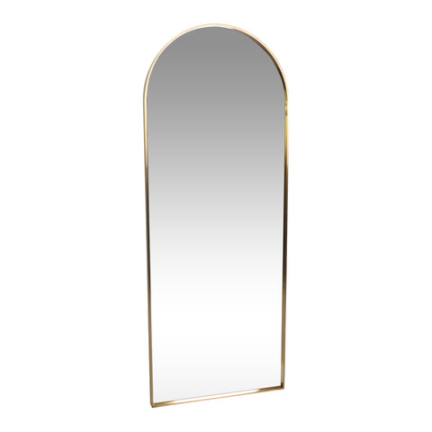 Contemporary Full Length Leaner Mirror - NH125313