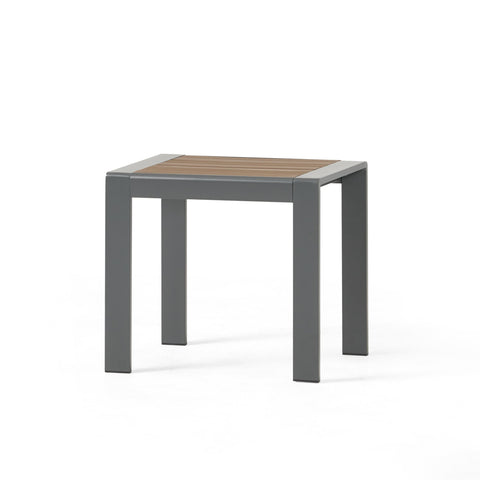 Outdoor Aluminum Side Table - NH757313