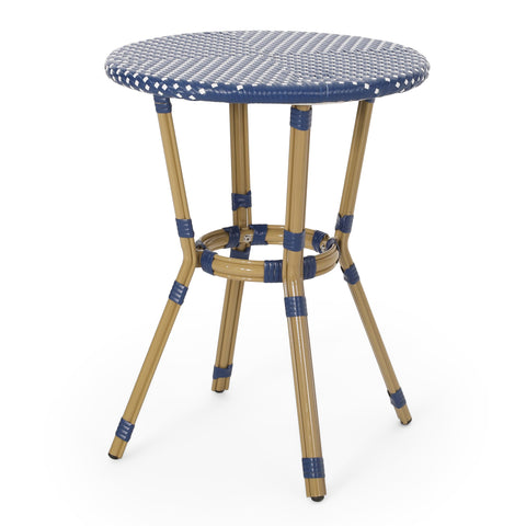 Outdoor Aluminum French Bistro Table - NH544413