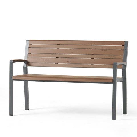 Outdoor Aluminum Bench - NH857313
