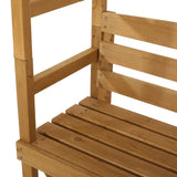 Traditional Firwood Arbor Bench - NH805313