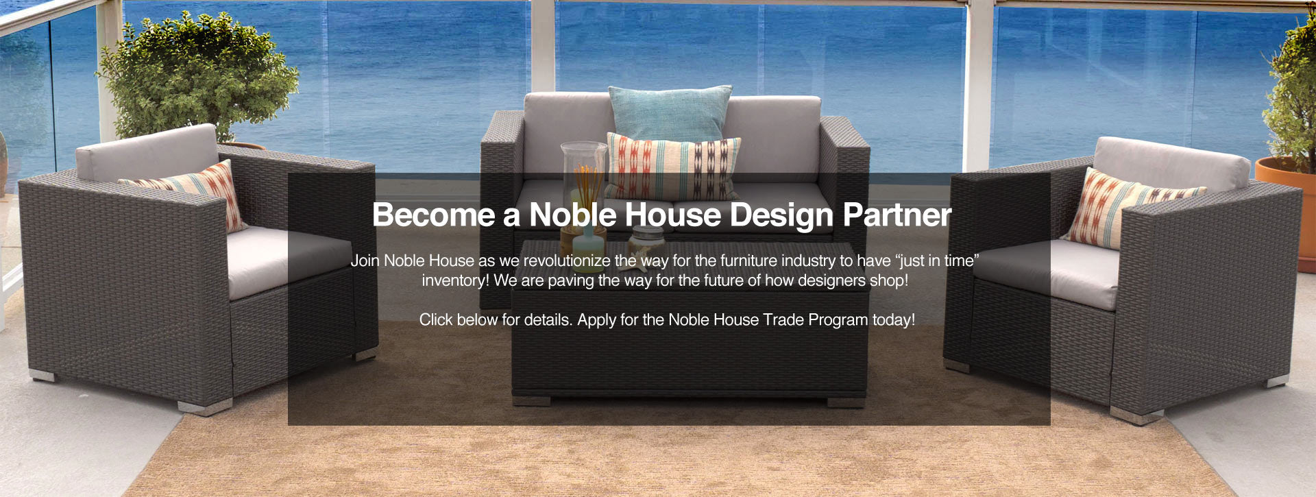 Register as a reseller with Noble House