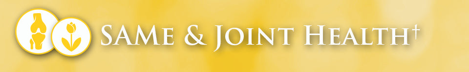 SAMe and Joints Banner