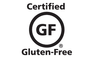 Certified Gluten Free by GFCO