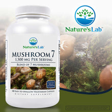Load image into Gallery viewer, Mushroom 7 180 capsules