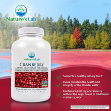 Load image into Gallery viewer, Cranberry 5400mg 90 capsules