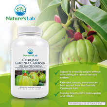 Load image into Gallery viewer, Citrimax® Garnicia Cambogia 60 capsules