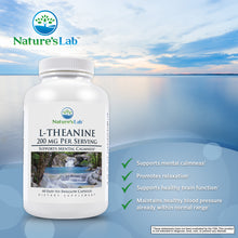 Load image into Gallery viewer, L-Theanine 60 capsules