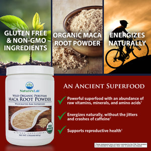 Organic Maca Root Powder 90 servings
