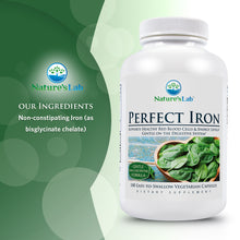 Load image into Gallery viewer, Perfect Iron 180 capsules