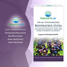 Load image into Gallery viewer, Resveratrol Ultra 90 capsules