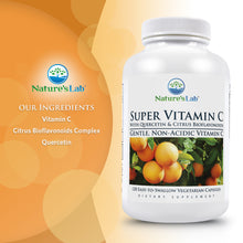 Load image into Gallery viewer, Super Vitamin C 120 capsules
