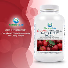Load image into Gallery viewer, Tart Cherry 180 capsules