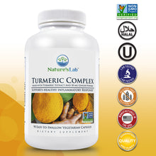Load image into Gallery viewer, Turmeric Complex - 90 capsules