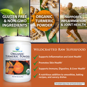 Organic Turmeric Powder 149 servings