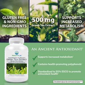Green Tea Extract 90 capsules