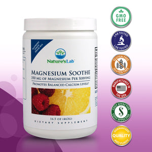 Magnesium Soothe Powder 100 servings