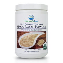 Load image into Gallery viewer, Organic Maca Root Powder 90 servings