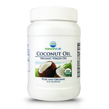 Load image into Gallery viewer, Organic Virgin Coconut Oil 31 servings