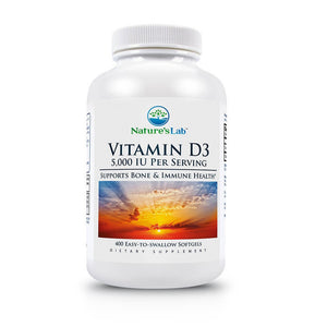 Vitamin D3 400 softgels