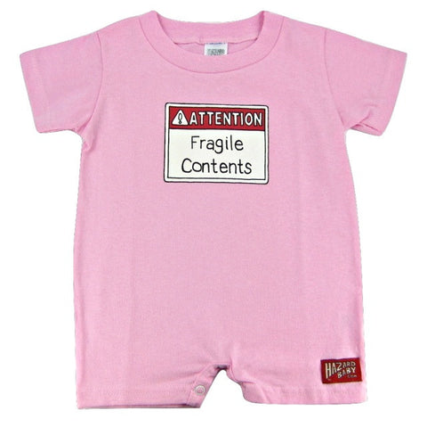 Fragile Contents Romper