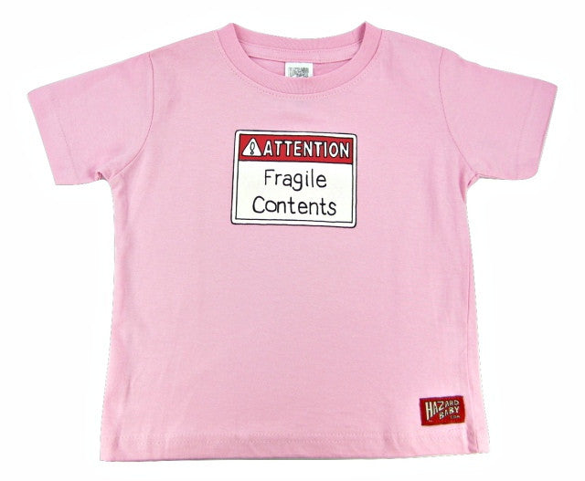 Fragile Contents Tee