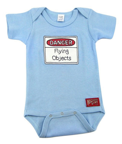 Flying Objects Onesie