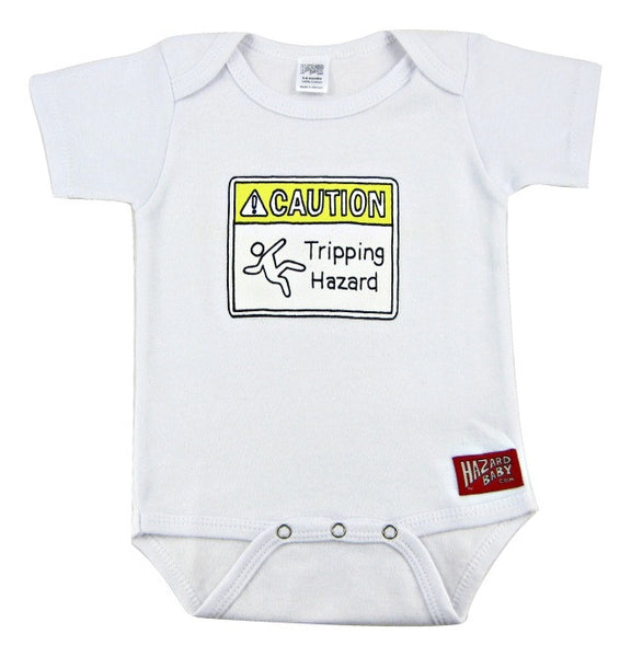 Tripping Hazard Onesie