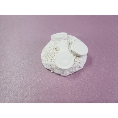 Ceramic Frag Rock 3 Plugs (Two Pack)