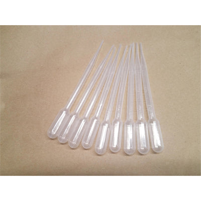 3ml Graduated Pipettes