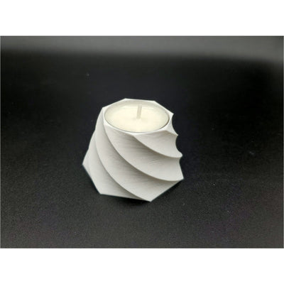 Spiral Cone Tealight Holder