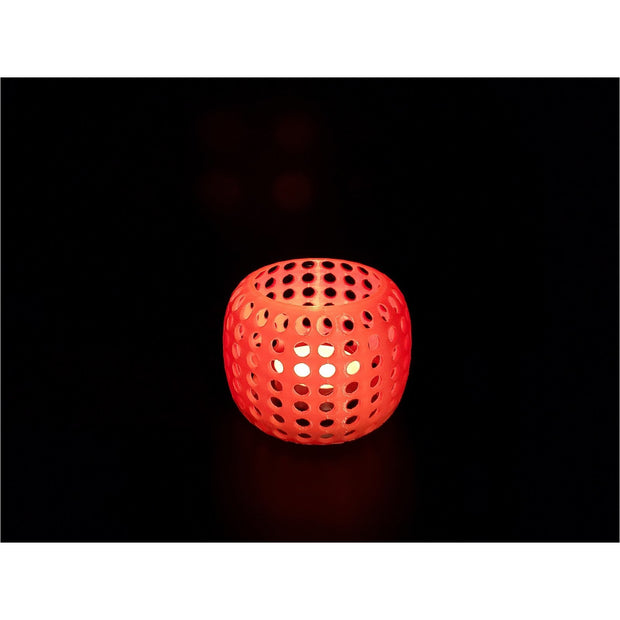 Holes V1 Tealight Shade
