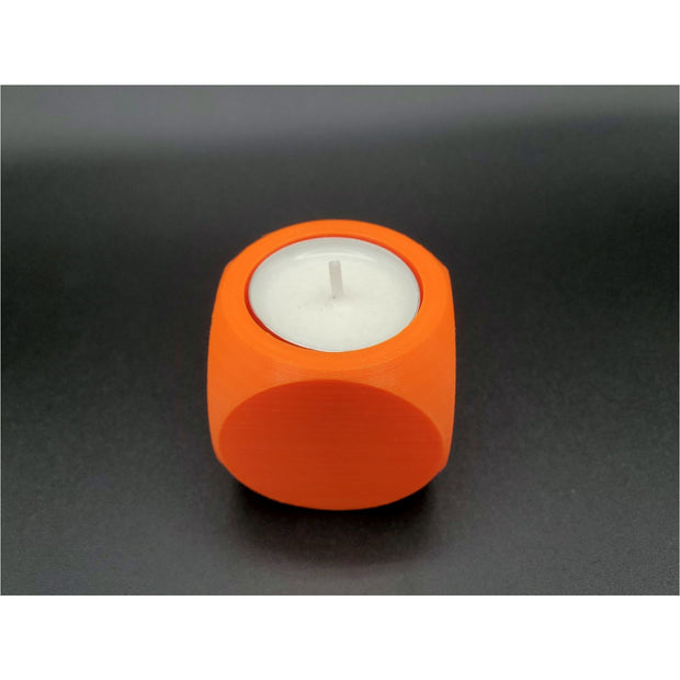 Cube Tealight Holder