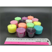 Multi Colored Tealight Candles
