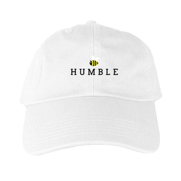BEE Humble Dad Hat be humble bee dad cap hat hats One Messy Bun