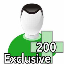 200 Exclusive SEO Leads $15 Each
