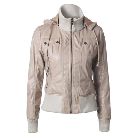 Immerald Leather Jacket