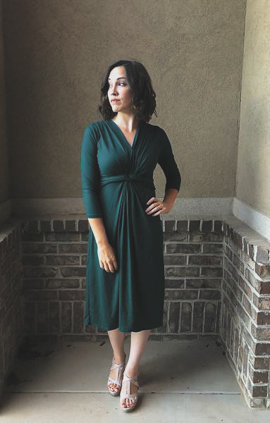 Jade Knot Dress