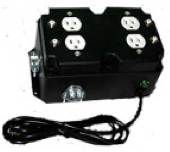 LS Series of Light and High Load Switchers (ON/ OFF Switcher 120V.)