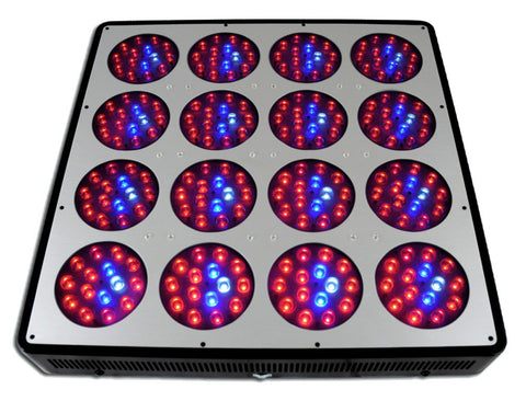 LED Chrome FSF (16 Spot 720 Watt)