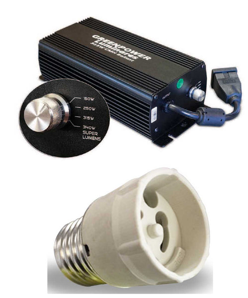 GREENPOWERLUMINAIRES-REMOTE w/Dimming option
