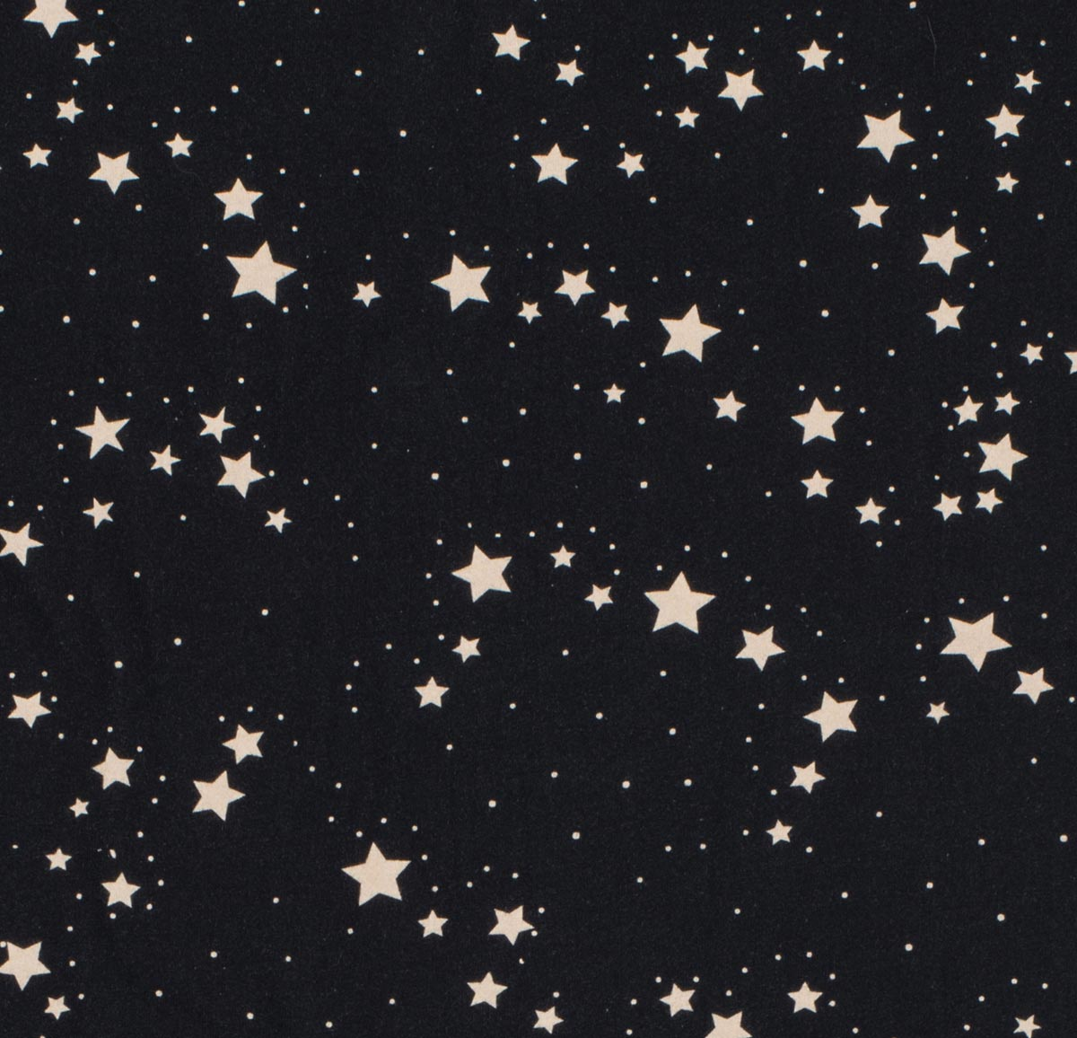 Stella Stars Black Base Print