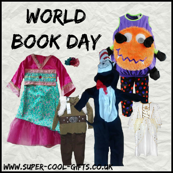 World Book Day and how to calm the panic!
