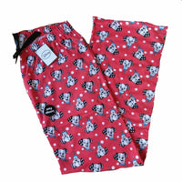 Ladies Disney Dalmations Looney Tweetie Pie Lounge Pants PJs 10 12 14 16 pyjama