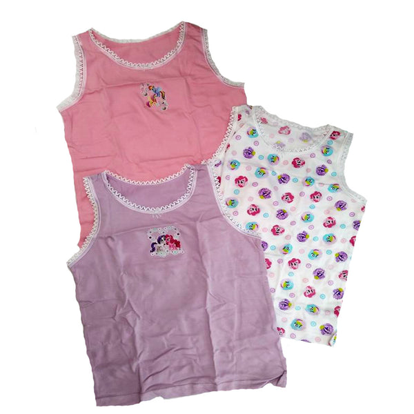 Pack of 2 My Little Pony Cotton Vests