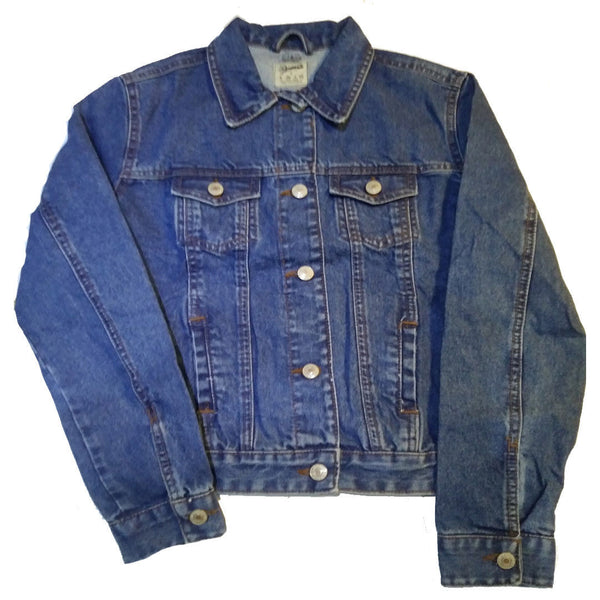 Ladies Blue Denim Jacket 4 6 8 10 12 14 16 18 20