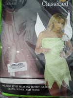 Ladies Classified Fancy Dress Costumes size 8-20 fairy gangster sexy pilot alice
