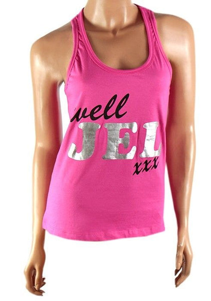 Ladies The Only Way Is Essex Well Jel Vest Top T-shirt 6 8 10 12 14 16 - supercoolgifts