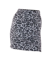 Cheap Sale reduced price Ladies Leopard print control Skirt ex ann summers